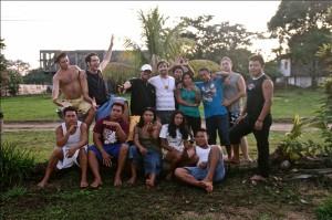 équipe maripasoula 2011