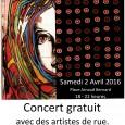 Concert avec des artistes de rue – Gratuit Samedi 2 Avril de 18 à 22 heures Toulouse – Place Arnaud Bernard Etudiants en école de commerce à Toulouse Business School, […]