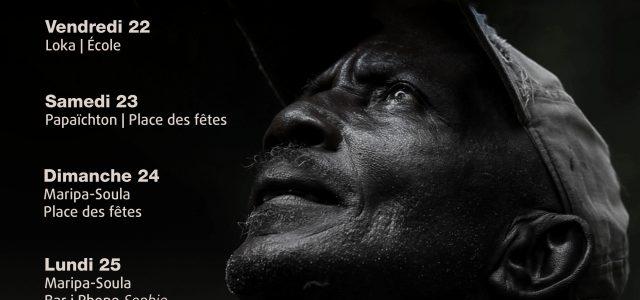 Chercheurs d'Autres et ses partenaires vous invitent aux projections gratuites du film «Mato» tourné à Papaïchton en présence du réalisateur Edmond Carrère : – Loka, vendredi 22/02/19, 19h30, école. – […]
