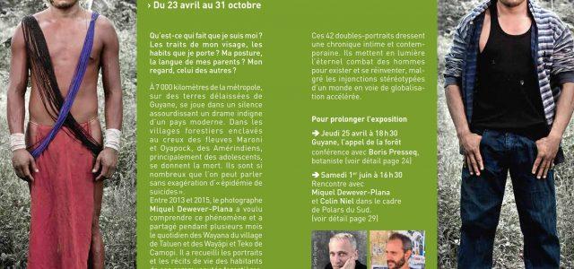 Bonjour, Les associations Chercheurs d'Autres et la Tête Dans Les Images sont heureuses de vous convier au Muséum d'Histoire Naturelle de Toulouse pour l'inauguration de l'Exposition «Double Je» de Miquel […]