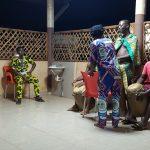 Démonstration participative par l'équipe Guyane