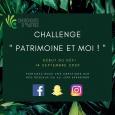 #challenge#Patrimoinetmoi#Chercheursdautres#Occitanie#Guyane#journeesdupatrimoinePatrimoine et Moi : Défi (vous pouvez participer à n'importe quelle étape) post du 15 septembre#challenge#Patrimoinetmoi#Chercheursdautres#Occitanie#Guyane#journeesdupatrimoine Patrimoine et Moi : Défi 1 (vous pouvez participer à n'importe quelle étape) Chers […]