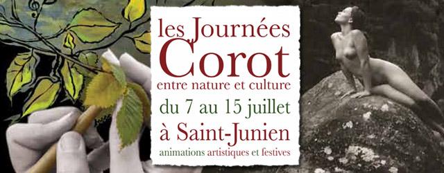 Evènement : Les Journées Corot, entre nature et culture Juillet 2012