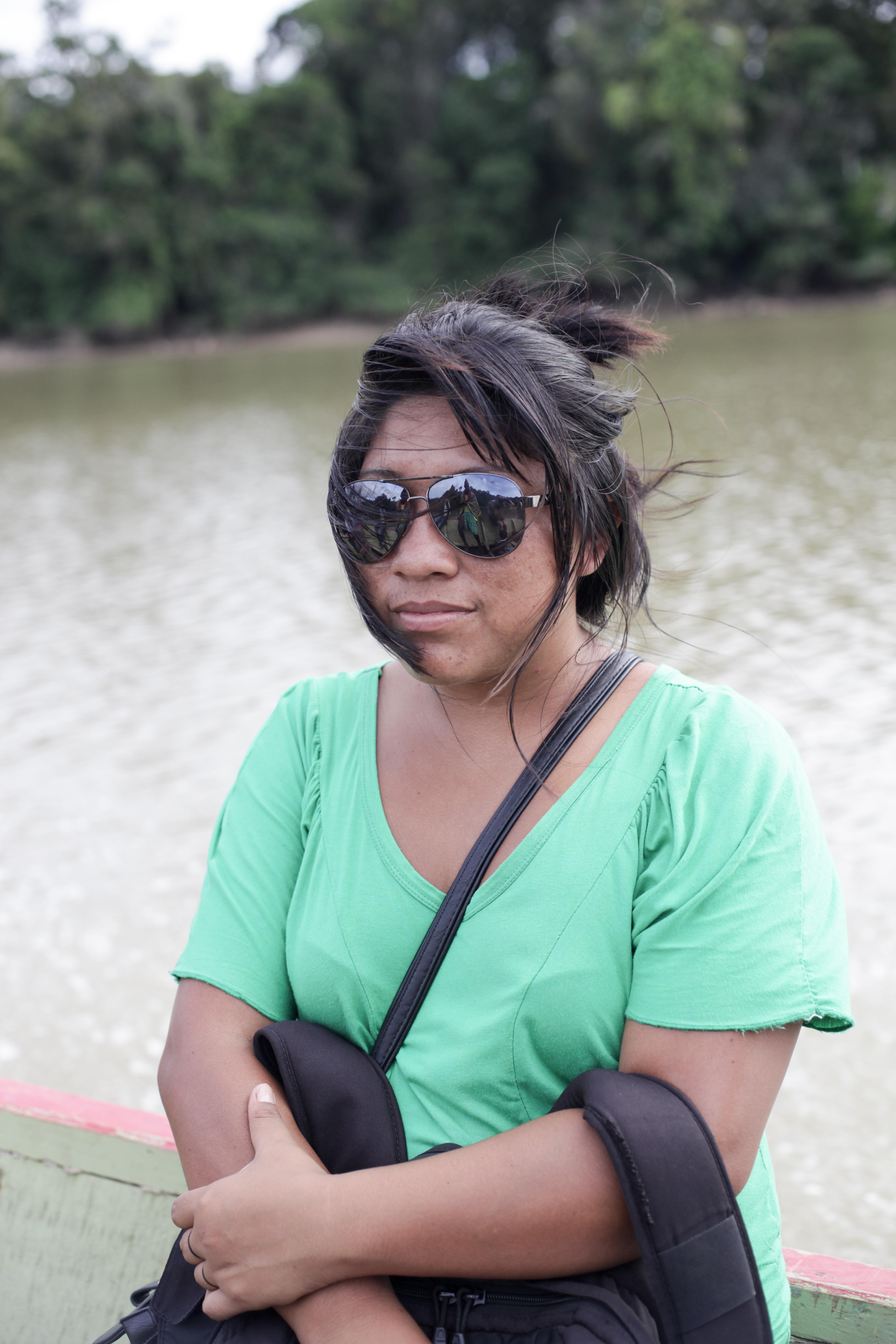 Conversation entre Jonika Aliwawpoe et l'anthropologue Francis Dupuy