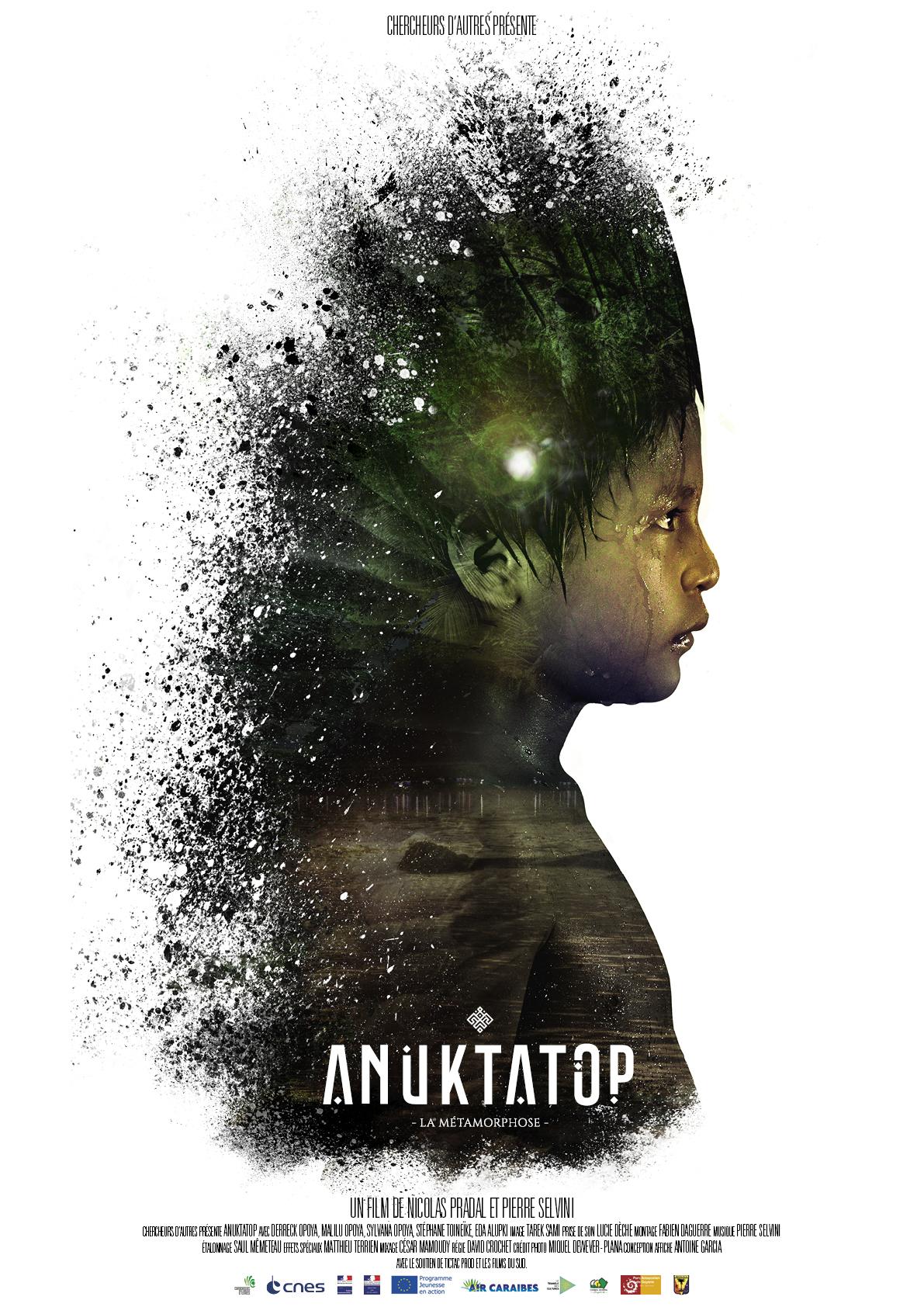 (EN) Long Length Anuktatop: The Metamorphosis