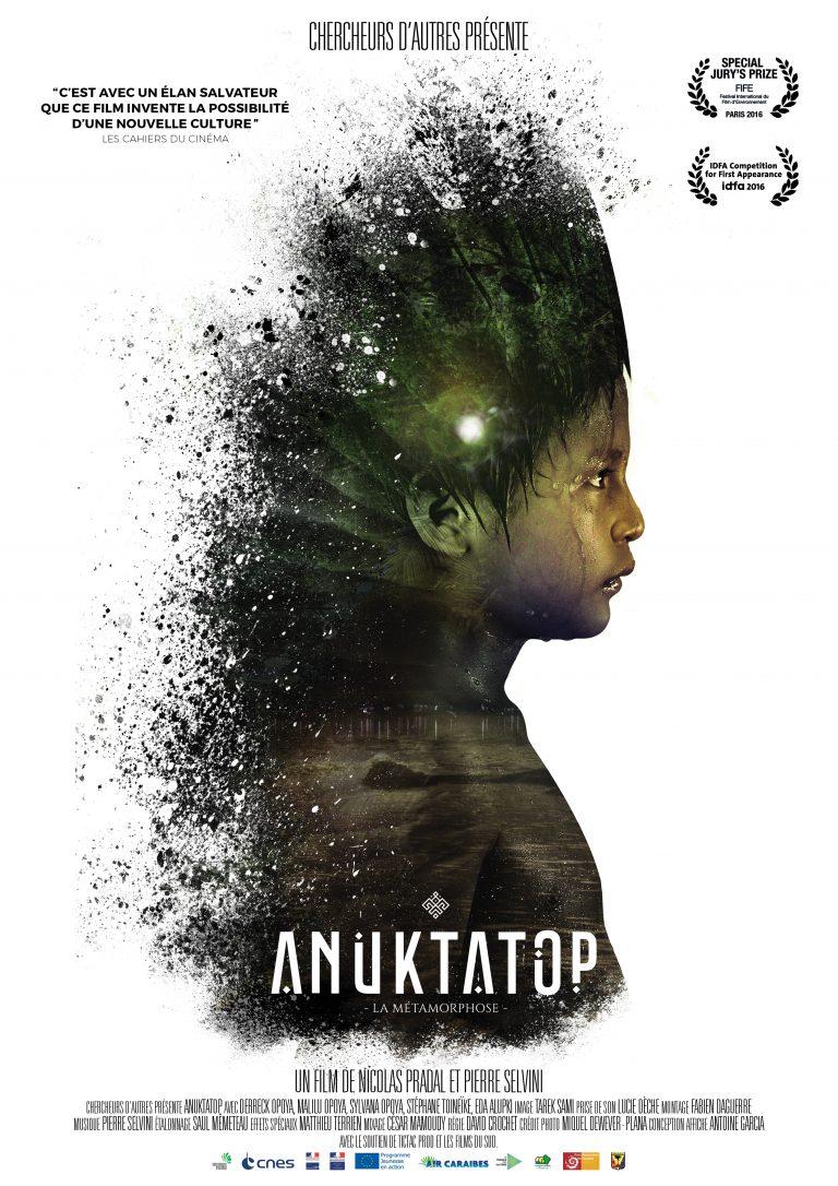 Commandez le DVD d'Anuktatop!