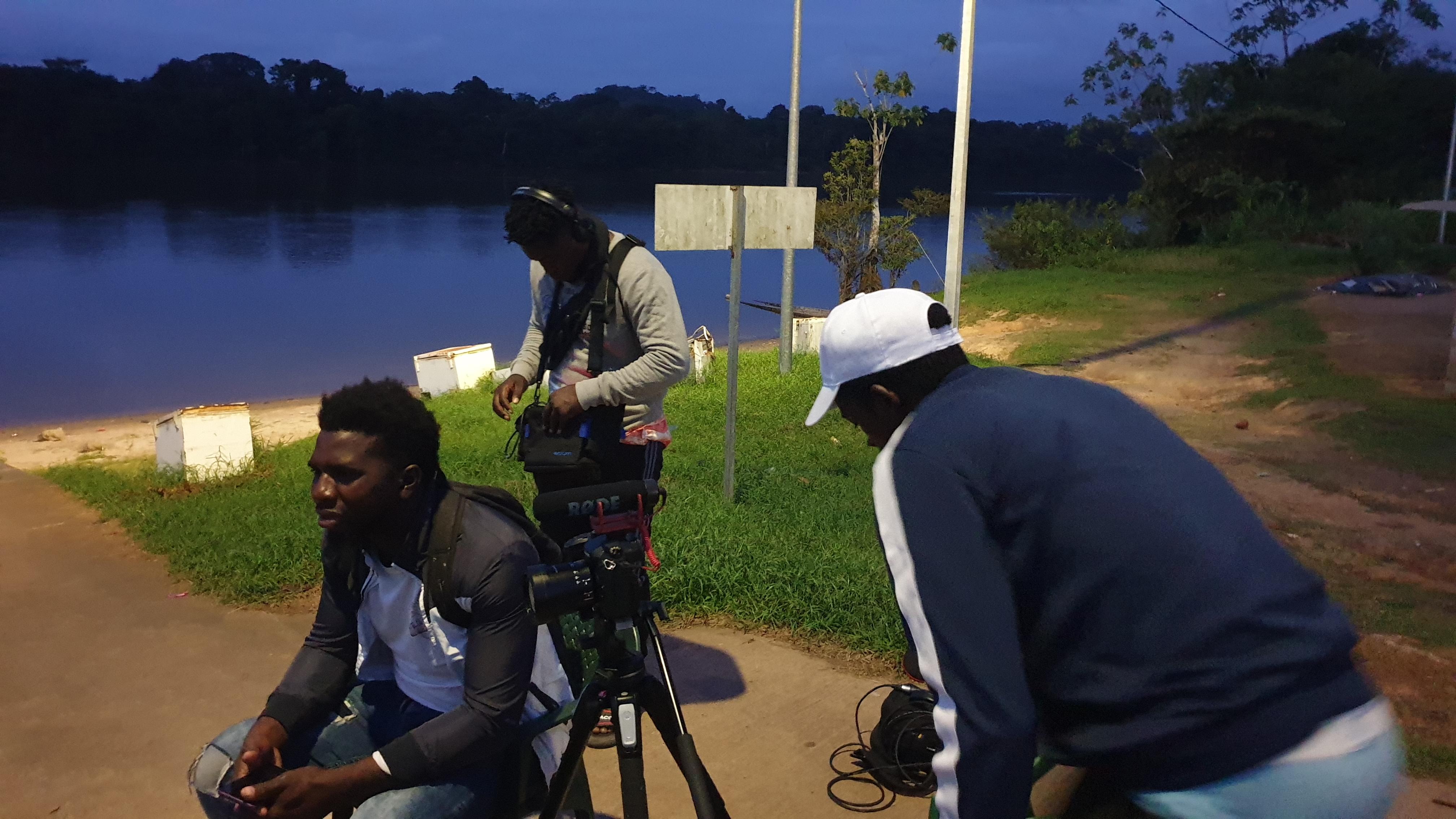 Février-mars 2019 Puu Baaka le tournage continue