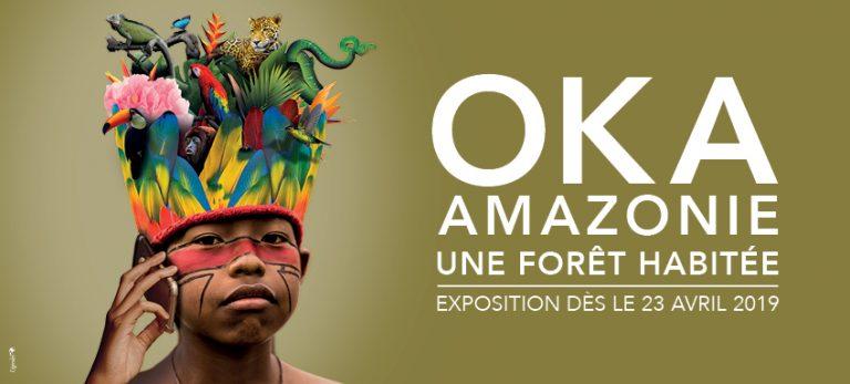 Signature d'un Partenariat entre Chercheurs d'Autres et le Muséum pour l'année Oka Amazonie